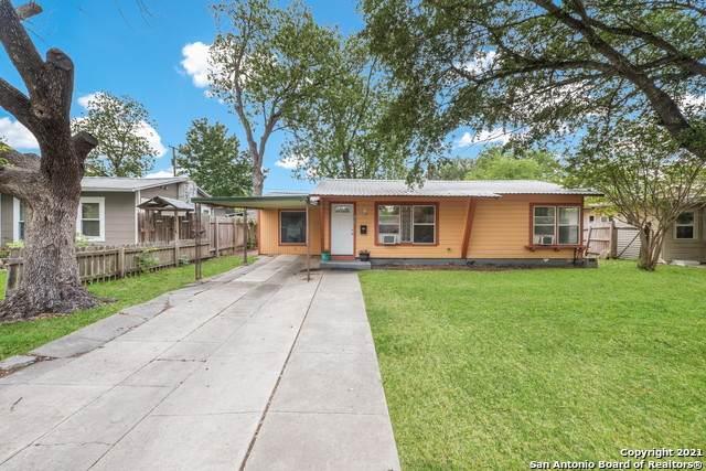 415 Olney Dr, San Antonio, TX 78209 (MLS #1523481) :: Keller Williams Heritage