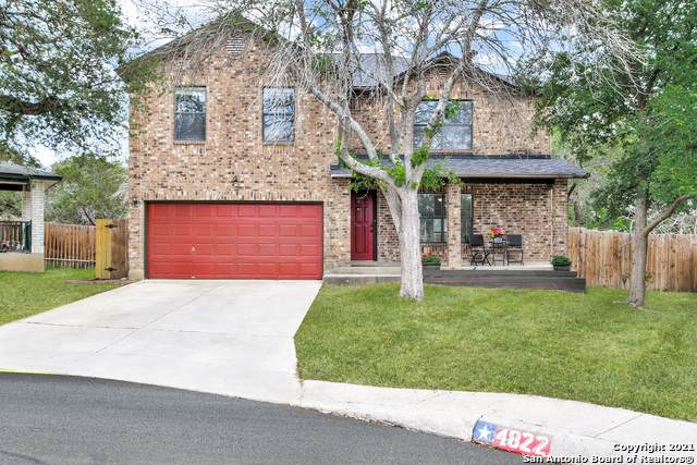 4822 Galewood Ave, San Antonio, TX 78247 (MLS #1523485) :: 2Halls Property Team | Berkshire Hathaway HomeServices PenFed Realty