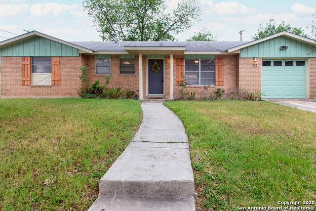 102 Chesswood Dr, San Antonio, TX 78228 (MLS #1523486) :: The Glover Homes & Land Group