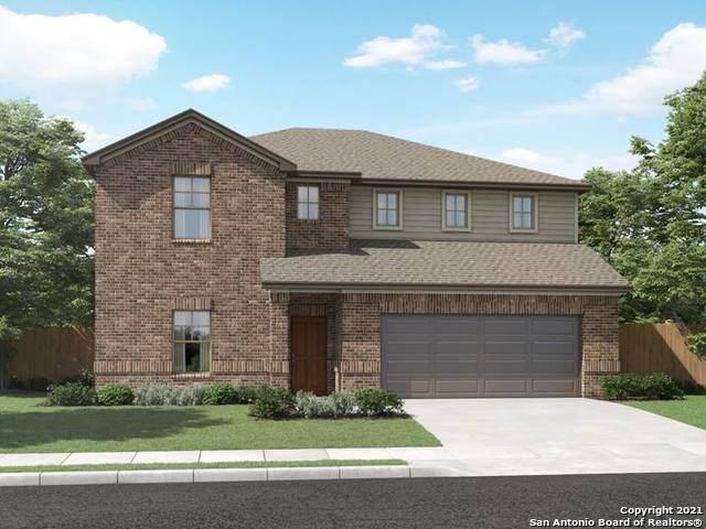516 Shelton Pass, Cibolo, TX 78108 (MLS #1523496) :: REsource Realty