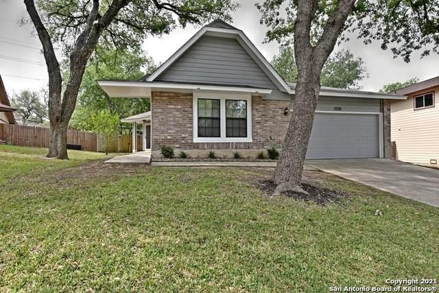 3338 Tree Grove Dr, San Antonio, TX 78247 (MLS #1523500) :: Keller Williams Heritage