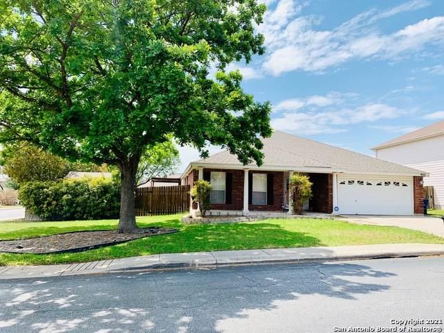 903 Cougar Country, San Antonio, TX 78251 (MLS #1523518) :: BHGRE HomeCity San Antonio