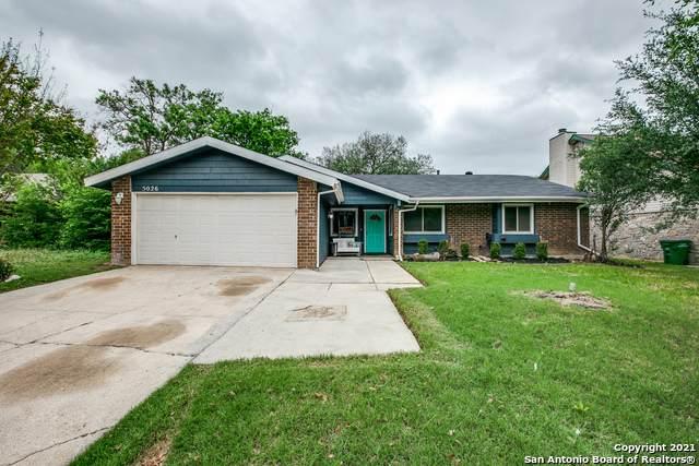 5026 Timber Breeze St, San Antonio, TX 78250 (MLS #1523532) :: Keller Williams Heritage