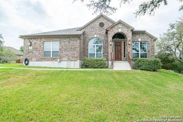 331 Brookhollow, New Braunfels, TX 78132 (MLS #1523539) :: The Gradiz Group