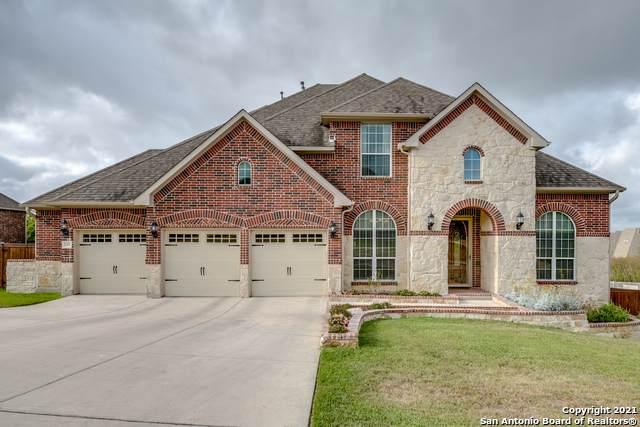 226 Impala Trace, San Antonio, TX 78258 (MLS #1523562) :: 2Halls Property Team | Berkshire Hathaway HomeServices PenFed Realty