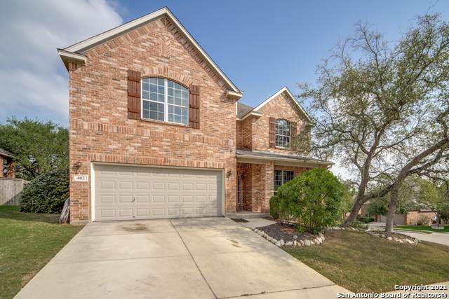 402 Blue Springs, San Antonio, TX 78260 (MLS #1523584) :: Williams Realty & Ranches, LLC