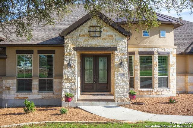 1221 Decanter Dr, New Braunfels, TX 78132 (MLS #1523586) :: BHGRE HomeCity San Antonio