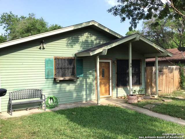 50 Florencia Ave, San Antonio, TX 78228 (MLS #1523611) :: 2Halls Property Team | Berkshire Hathaway HomeServices PenFed Realty