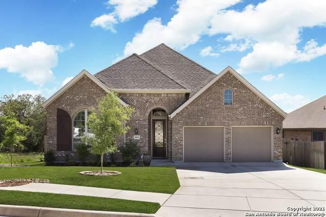 3091 Blenheim Park, Bulverde, TX 78163 (MLS #1523627) :: Carolina Garcia Real Estate Group