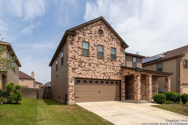 9215 Wind Crown, San Antonio, TX 78239 (MLS #1523634) :: The Gradiz Group