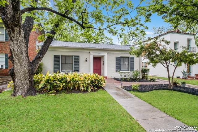 237 E Rosewood Ave, San Antonio, TX 78212 (MLS #1523641) :: 2Halls Property Team | Berkshire Hathaway HomeServices PenFed Realty