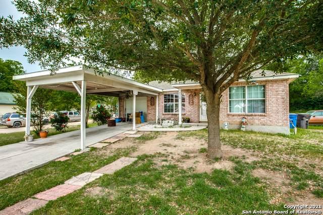 2314 Schley Ave, San Antonio, TX 78210 (MLS #1523663) :: Tom White Group