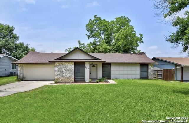 823 Boulder Dr, Universal City, TX 78148 (MLS #1523673) :: The Mullen Group | RE/MAX Access