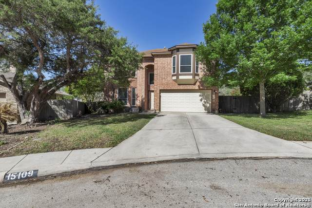 15109 Spring Robin, San Antonio, TX 78247 (MLS #1523703) :: The Glover Homes & Land Group
