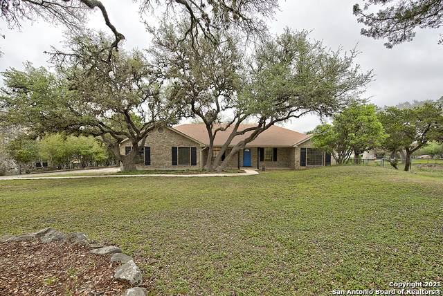 5447 Hawk Eye Dr, Bulverde, TX 78163 (MLS #1523709) :: The Lugo Group