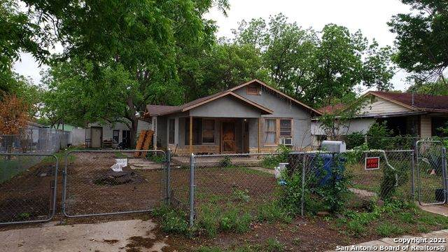 518 Chalmers Ave, San Antonio, TX 78214 (MLS #1523717) :: The Gradiz Group