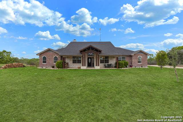 580 County Road 4517, Hondo, TX 78861 (MLS #1523737) :: The Mullen Group | RE/MAX Access
