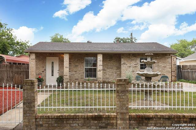 114 Shasta Ave, San Antonio, TX 78221 (MLS #1523746) :: The Gradiz Group