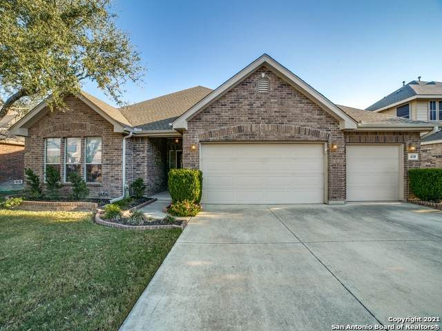 418 Perch Meadow, San Antonio, TX 78253 (MLS #1523787) :: BHGRE HomeCity San Antonio
