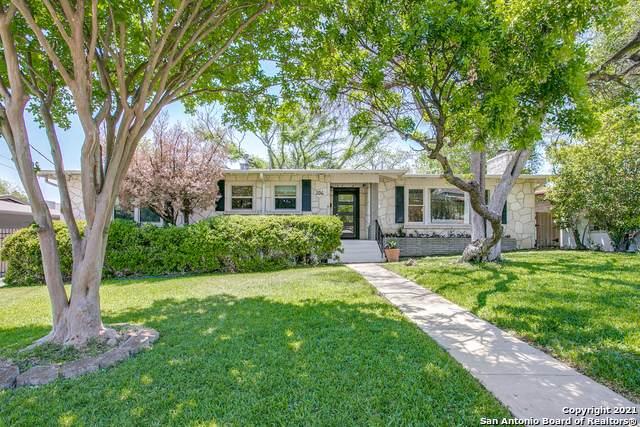 206 E Agarita Ave, San Antonio, TX 78212 (MLS #1523794) :: BHGRE HomeCity San Antonio