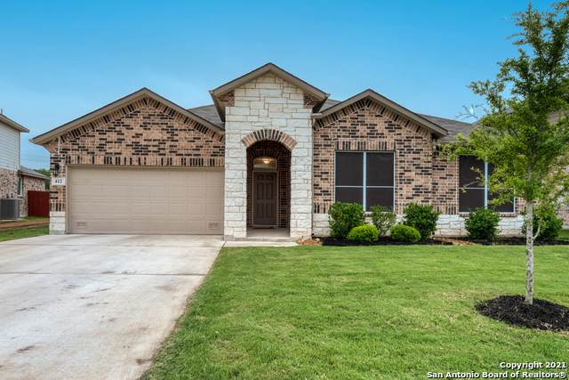 412 Minerals Way, Cibolo, TX 78108 (MLS #1523804) :: Tom White Group