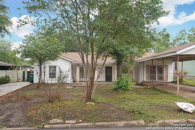 2414 Texas Ave, San Antonio, TX 78228 (MLS #1523845) :: Carolina Garcia Real Estate Group