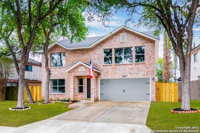 7323 Autumn Park, San Antonio, TX 78249 (MLS #1523854) :: Keller Williams Heritage