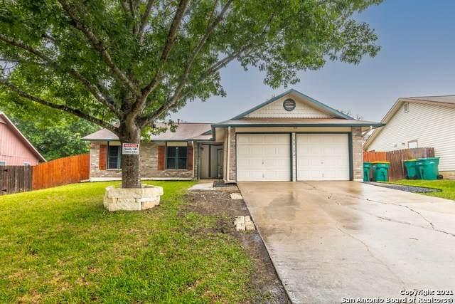 10015 Sierra Pass, Converse, TX 78109 (#1523870) :: Azuri Group | All City Real Estate