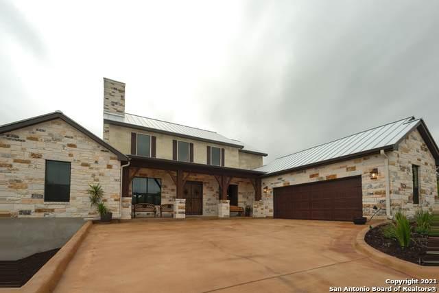 132 Serene St, Spring Branch, TX 78130 (MLS #1523874) :: The Gradiz Group