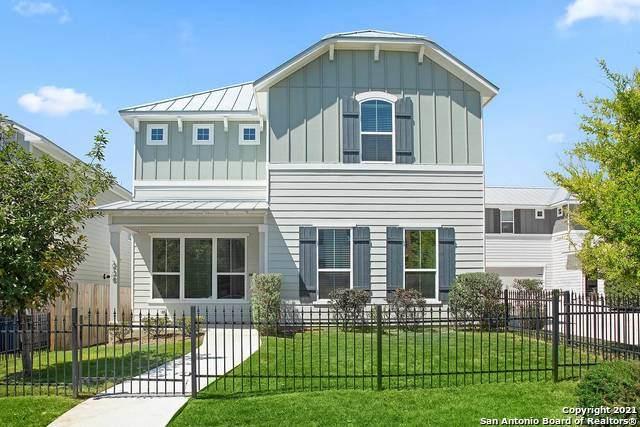 235 Claremont Ave #102, San Antonio, TX 78209 (MLS #1523879) :: Tom White Group