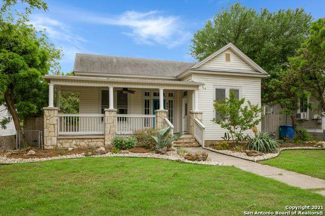 462 E Magnolia Ave, San Antonio, TX 78212 (MLS #1523885) :: The Lugo Group