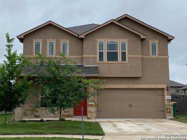 10448 Dakota River, Converse, TX 78109 (MLS #1523912) :: The Gradiz Group