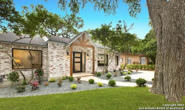 430 Evans Ave, Alamo Heights, TX 78209 (MLS #1523919) :: 2Halls Property Team | Berkshire Hathaway HomeServices PenFed Realty