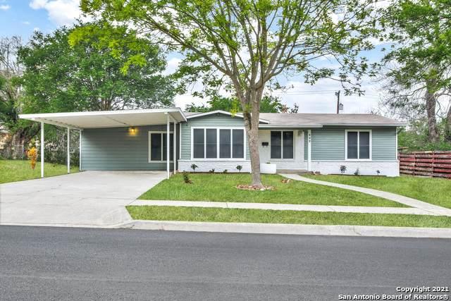 422 E Glenview Dr, San Antonio, TX 78201 (MLS #1523930) :: The Mullen Group | RE/MAX Access