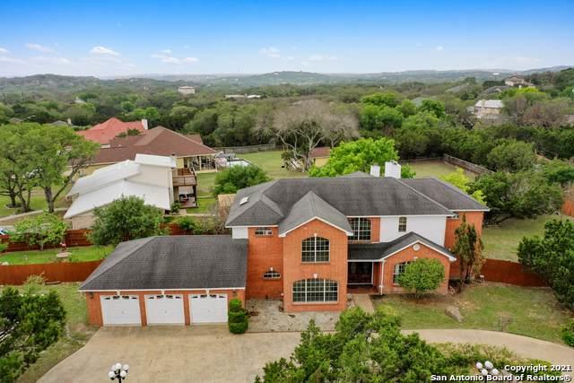 100 Slumber Pass, San Antonio, TX 78260 (MLS #1523951) :: Beth Ann Falcon Real Estate
