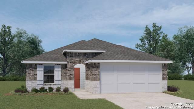 809 Nodding Nixie, Seguin, TX 78155 (MLS #1523967) :: The Real Estate Jesus Team