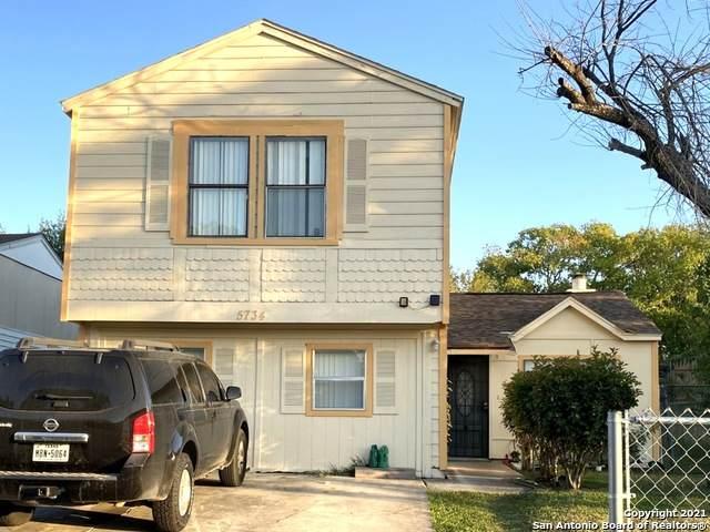 5734 Cactus Sun, San Antonio, TX 78244 (MLS #1523980) :: Williams Realty & Ranches, LLC