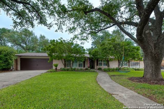 527 Rockhill Dr, San Antonio, TX 78209 (MLS #1523983) :: 2Halls Property Team | Berkshire Hathaway HomeServices PenFed Realty