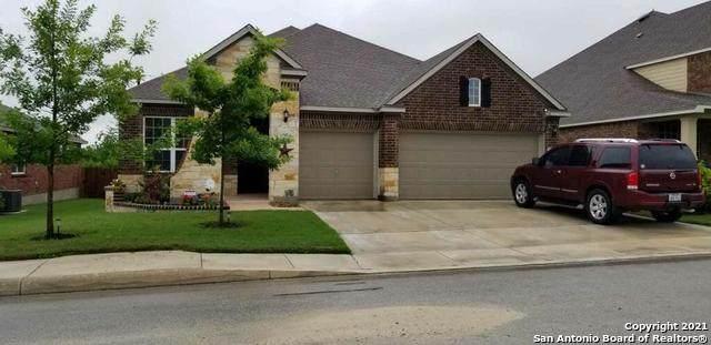 1022 Ranch Falls, San Antonio, TX 78245 (MLS #1524074) :: Carter Fine Homes - Keller Williams Heritage