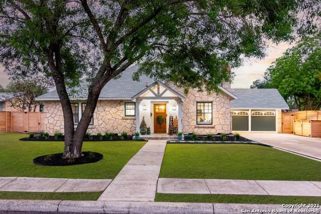 244 W Wildwood, San Antonio, TX 78212 (MLS #1524086) :: Keller Williams Heritage