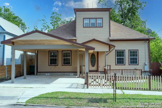 1118 Wyoming St, San Antonio, TX 78203 (MLS #1524101) :: Keller Williams Heritage