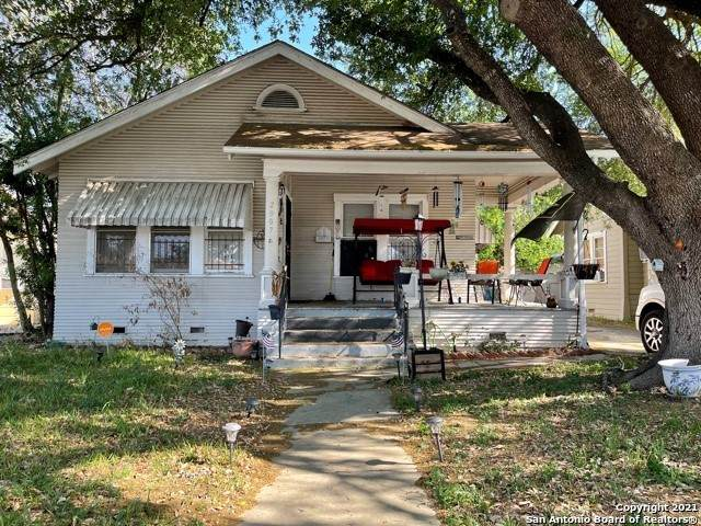 2007 Steves Ave, San Antonio, TX 78210 (#1524106) :: The Perry Henderson Group at Berkshire Hathaway Texas Realty