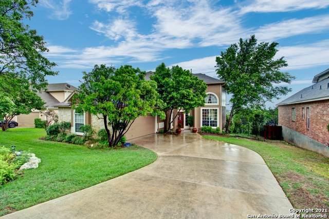 622 Mesa Ridge, San Antonio, TX 78258 (MLS #1524109) :: 2Halls Property Team | Berkshire Hathaway HomeServices PenFed Realty