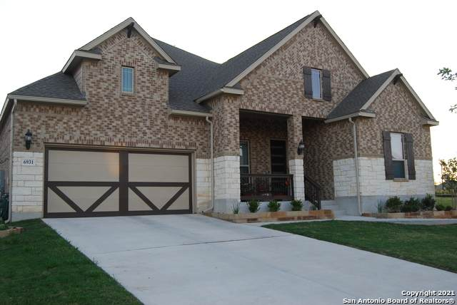 6931 Hallie Hill, Schertz, TX 78154 (MLS #1524136) :: The Glover Homes & Land Group