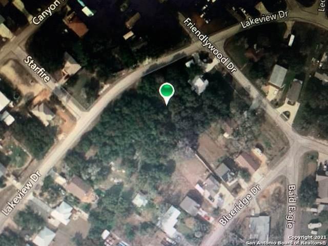 2022 Lakeview Dr, Canyon Lake, TX 78133 (MLS #1524161) :: Keller Williams Heritage