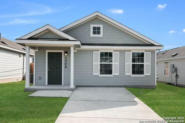 14645 Calaveras Creek, San Antonio, TX 78223 (MLS #1524172) :: Real Estate by Design