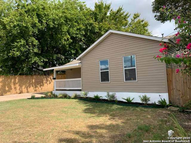 632 E Drexel Ave, San Antonio, TX 78210 (MLS #1524184) :: Tom White Group