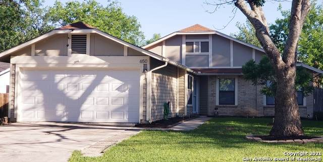 650 Cypresscliff Dr, San Antonio, TX 78245 (MLS #1524192) :: The Gradiz Group
