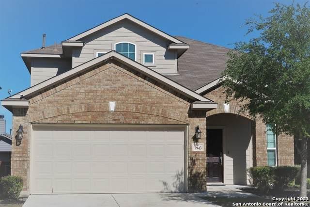 7943 Deepwell Dr, San Antonio, TX 78254 (MLS #1524270) :: 2Halls Property Team | Berkshire Hathaway HomeServices PenFed Realty