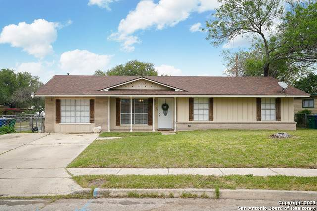 6235 Rain Cloud Dr, San Antonio, TX 78238 (MLS #1524283) :: The Glover Homes & Land Group